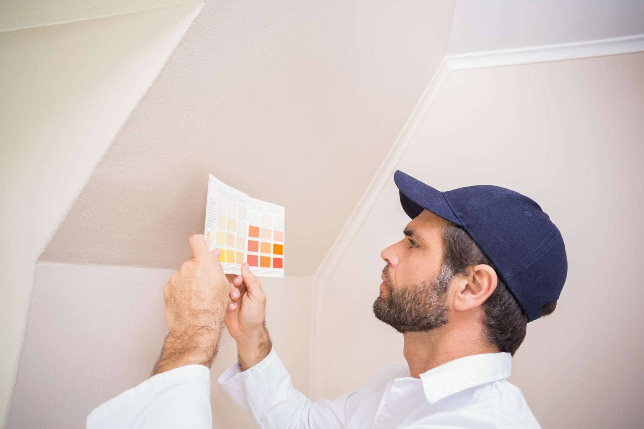 This is a picture of an exterior painting.